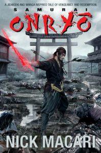 Samurai Onryo by Nick Macari